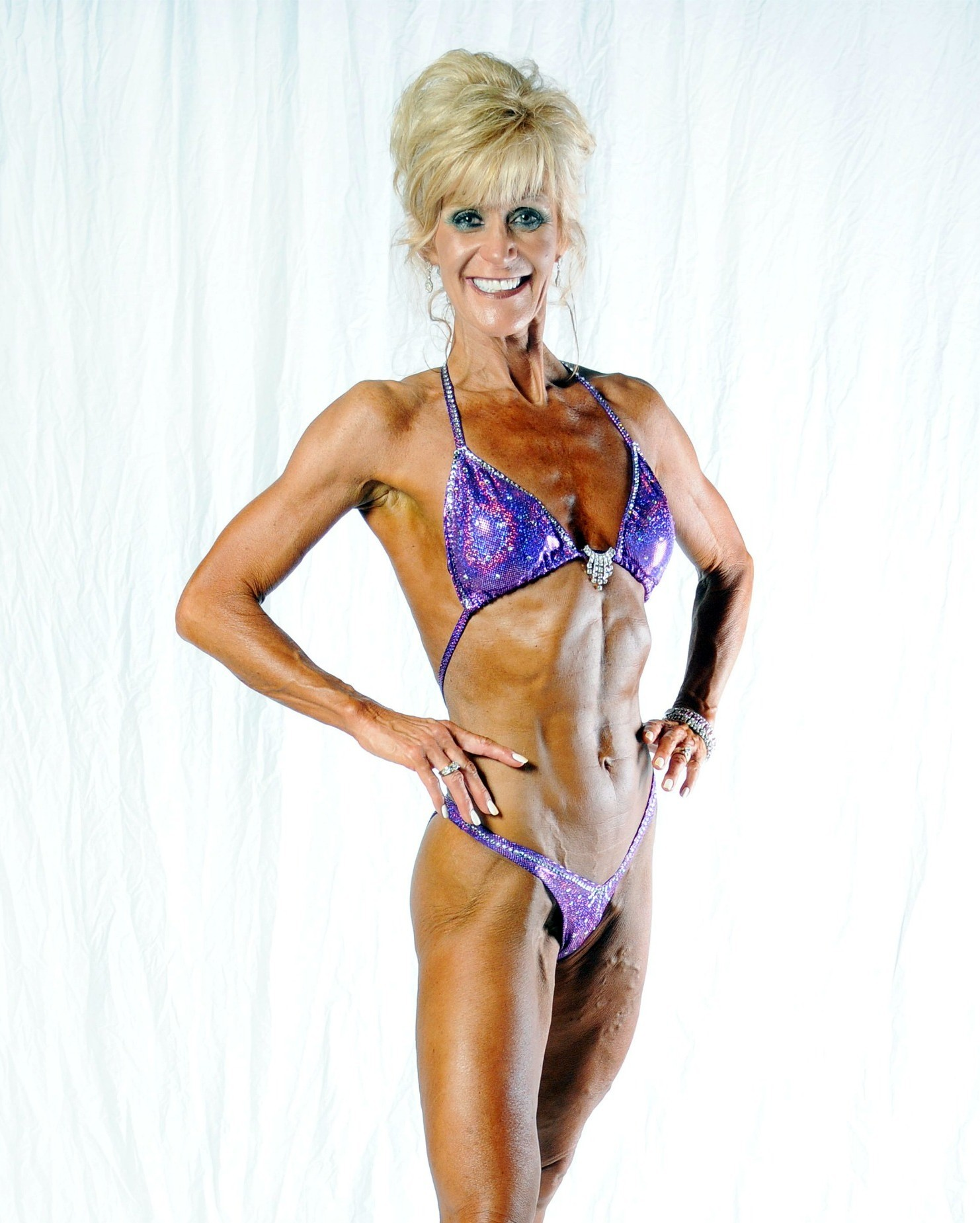 Diane Holder - Figure Athlete