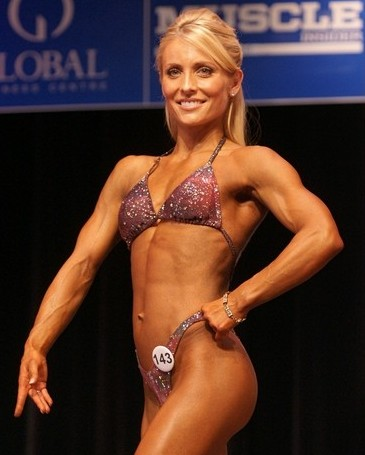 Trina Dean – Figure Athlete