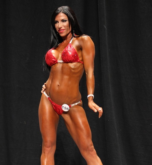 Rachel Zeskind - Fitness Competition Preparation