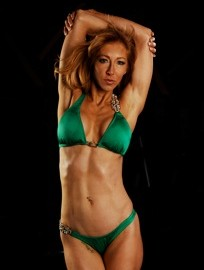 Trish Barchuk – Fitness Model Competitor