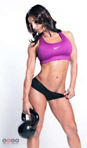 Paty Wilson - Figure Competitor and Fitness Model