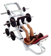 leg press Shrink your Booty