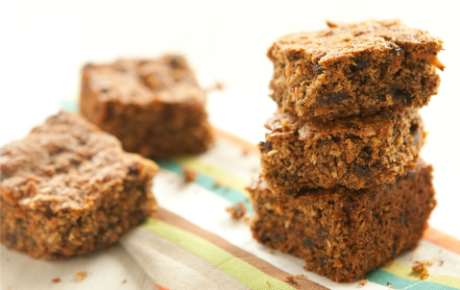 Healthy Carrot Cake Recipe by Kat Millar