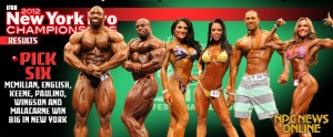 NEW YORK PRO results 300x124 June Newsletter