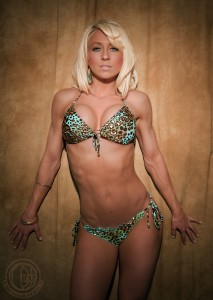 Candice Perfect Fitness Competitor