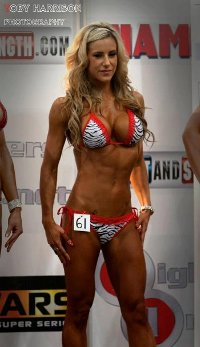 Georgia B. Simmons UFBFF Bikini Athlete4 Georgia B. Simmons   UKBFF Bikini Athlete and MB® Writer