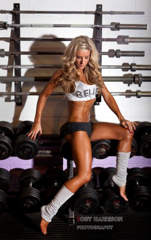 Georgia B. Simmons UFBFF Bikini Athlete6 Georgia B. Simmons   UKBFF Bikini Athlete and MB® Writer