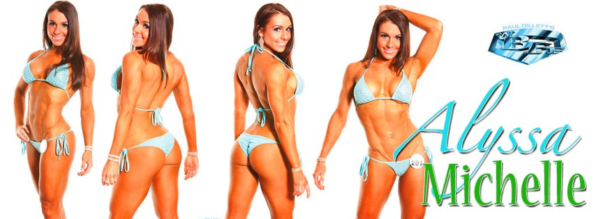 Alyssa Michelle WBFF Fitness Competitor cover Michelle Ulibarri   Published Model, Bikini Competitor & Devoted Mother